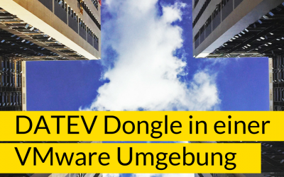 DATEV Dongle in VMware