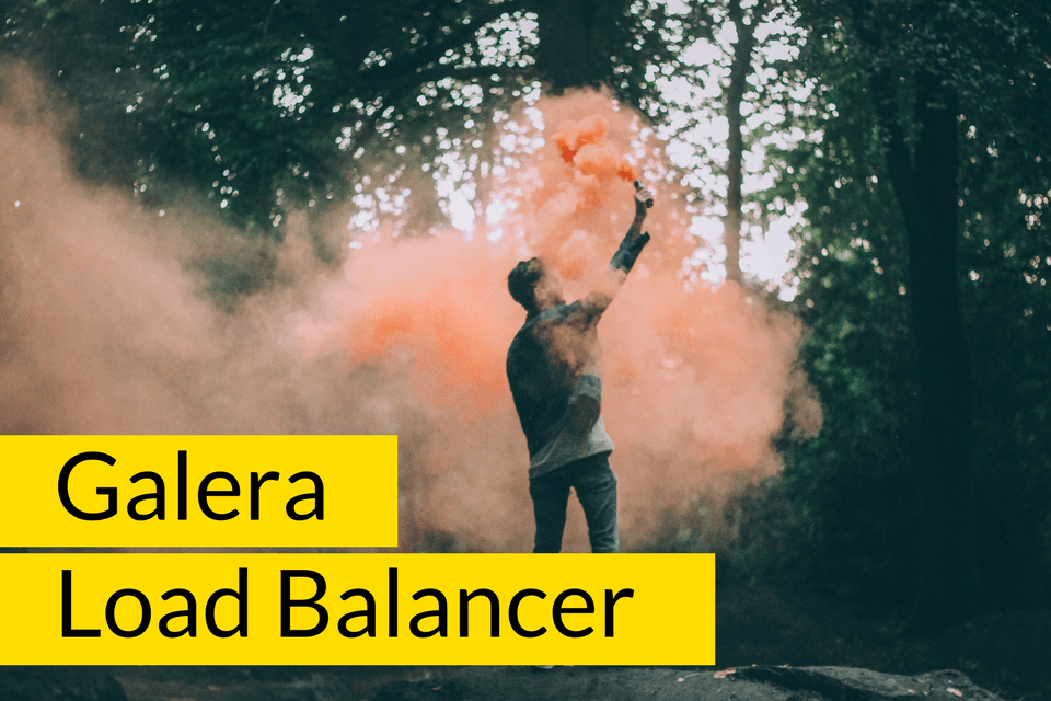 Galera Load Balancer